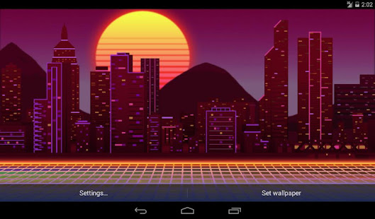 Neon City Live Wallpaper For Pc Windows 7 8 10 Mac Free Download Guide