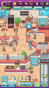 Coffee Craze – Idle Barista Tycoon MOD (Unlimited Money) 1