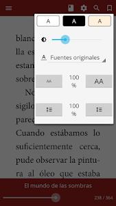 Libros-e Instituto Cervantes screenshot 6