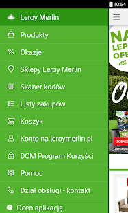 Leroy Merlin Polska- screenshot thumbnail