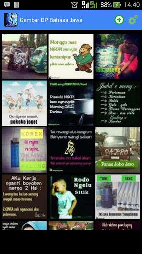 Gambar DP Bahasa Jawa