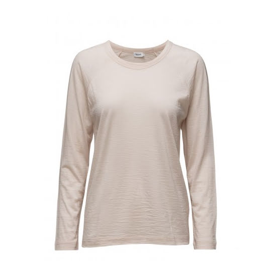 Filippa K Sheer Wool Top, Rosa - XL
