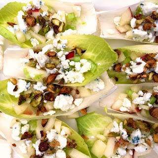 Endive Leaves Appetizer Recipes.