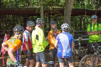 Photo: Tour of Wellborn riders