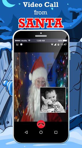 Live Santa Claus Video Call screenshot
