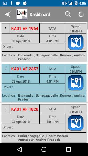 LOCATE VTS 3.1 screenshots 3