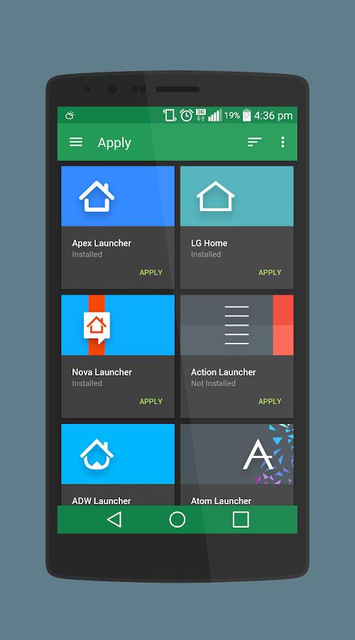 Belle UI Icon Pack- screenshot
