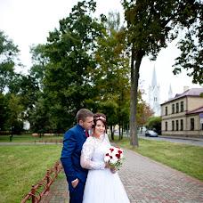 Wedding photographer Anna Evstrat (evstrataa). Photo of 18.09.2018