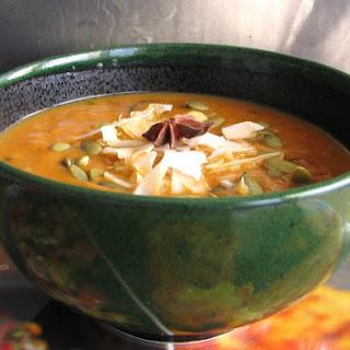 Vegan Thai Curry Recipe with Kabocha Squash and Coconut