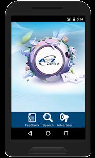 A2ZContact screenshot