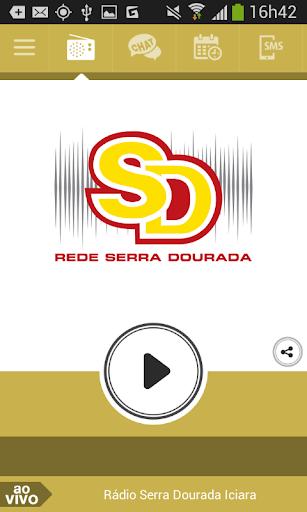 Rádio Serra Dourada Iaciara