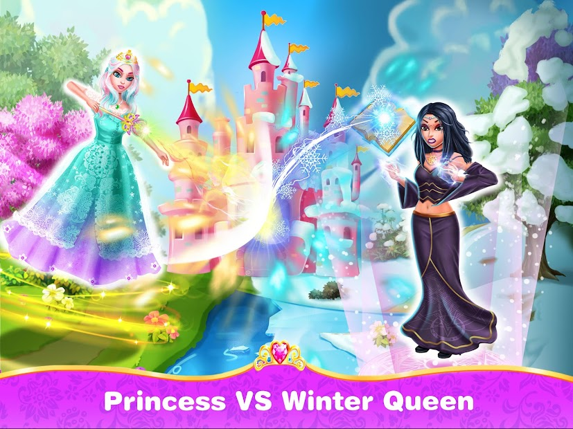 Princess Home Cleaning – House Clean Games screenshot 5