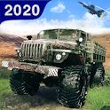 Army Cargo Truck Driver - World War II icon