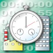 工程管理ストップウォッチ ContinuousTimer
