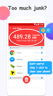 Let's Clean - Free Cleaner & Optimizer - náhled
