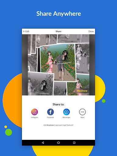 MoShow - Slideshow Maker, Photo & Video Editor 2.5.0.0 Screenshots 15
