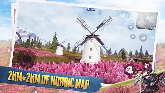 PUBG MOBILE – NEW MAP: LIVIK 2