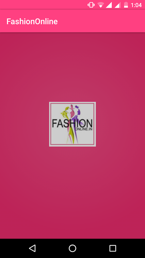 Fashion Online- screenshot