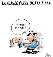 Photo: 2012_La France perd le AAA