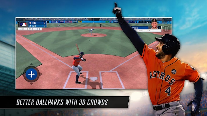 R.B.I. Baseball 18 Screenshot Image