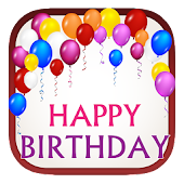 Birthday Greeting Cards Editor