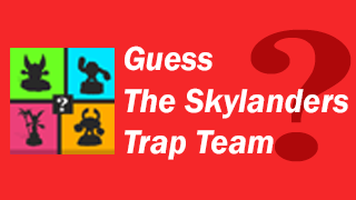 Guess Skylanders Trap Team for PC