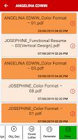 Resume Builder App Free CV Maker & PDF Templates