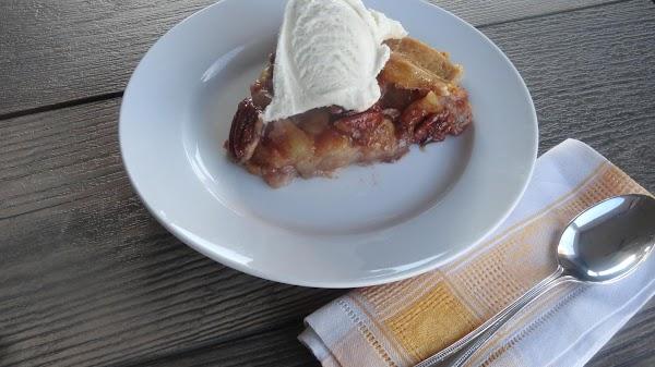 Apple Pecan Pie Recipe