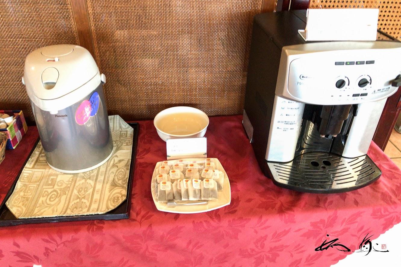 珈琲&紅茶ドリンクフリー