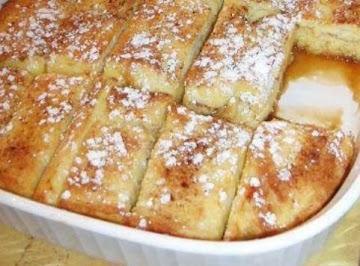 Overnight Spice French Toast Bake Recipe