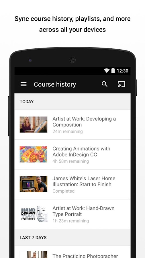 Lynda - Online Training Videos- screenshot