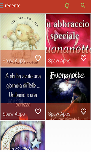 Buona Notte 2.0.0.0 screenshots 1