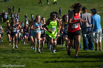 Photo: JV Girls 44th Annual Richland Cross Country Invitational  Buy Photo: http://photos.garypaulson.net/p110807297/e46d16088