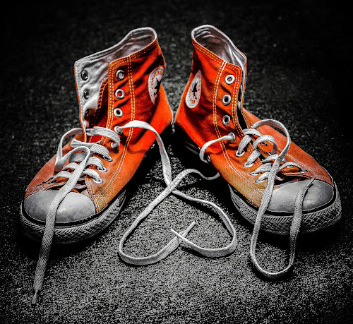 I love You Shoes by William Ay-Ay - Artistic Objects Still Life ( pwcstilllife-dq )