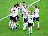 L'Allemagne s'octroie ce qui est peut-être déjà le match de l'Euro !