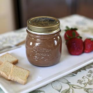 Gianduja (Chocolate-Hazelnut Spread).