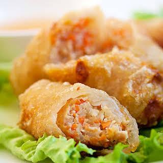 Vietnamese Spring Rolls (Cha Gio).