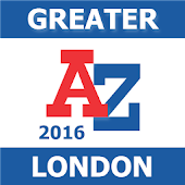 Greater London A-Z 2016