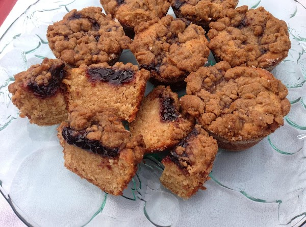 Anytime Fruit Muffins Recipe