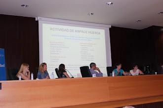 Photo: Verónica Bermudez. Aspace Huesca