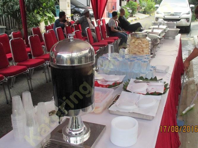 Catering Pernikahan di Graha Raya