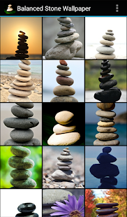 Balanced Stone Wallpaper - náhled