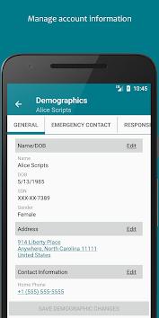 FollowMyHealth® Додатки (APK) скачати безкоштовно для Android/PC/Windows screenshot