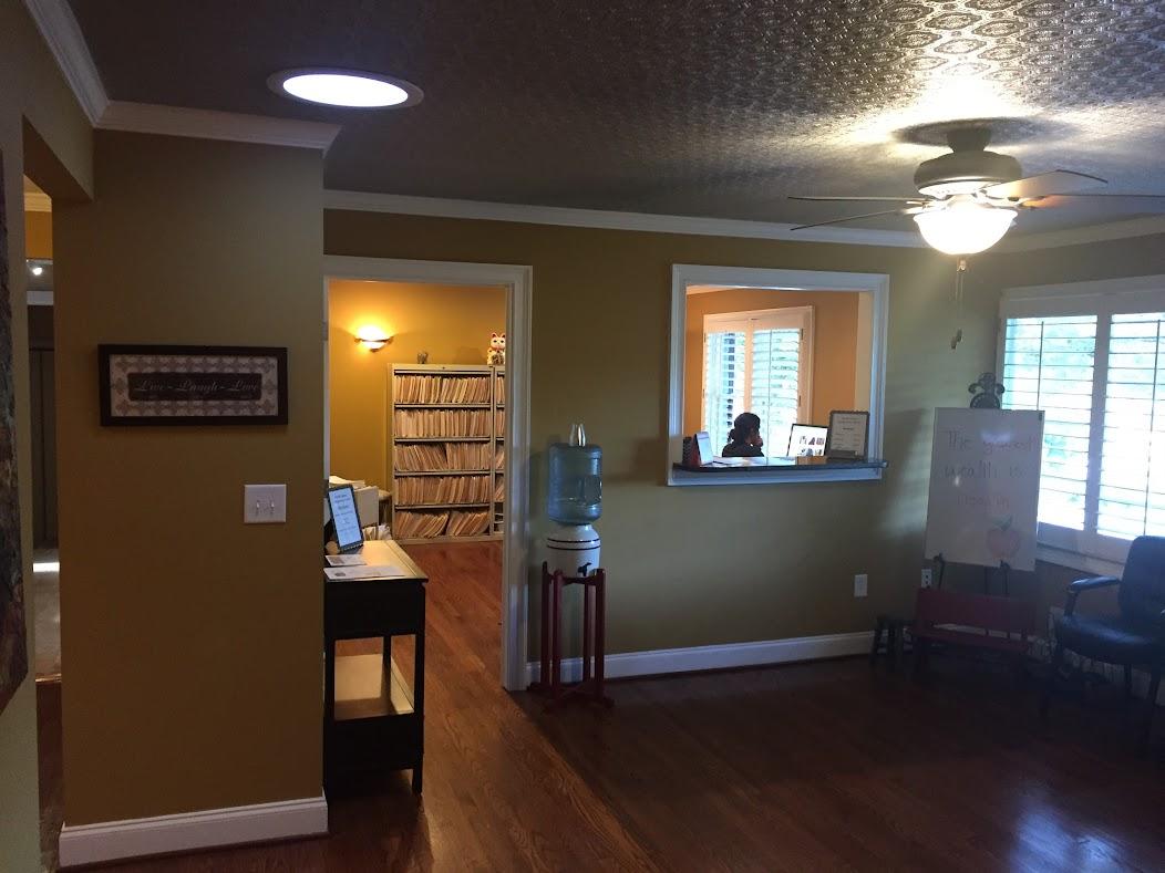 Displaying Interior photos