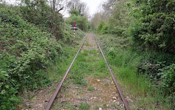 Photo: Ancienne ligne Lanaken - Hasselt