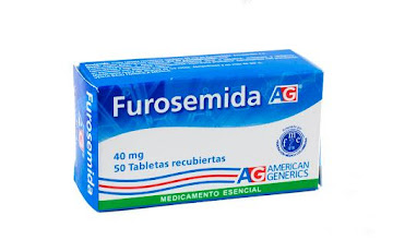 Furosemida AG 40mg Tableta