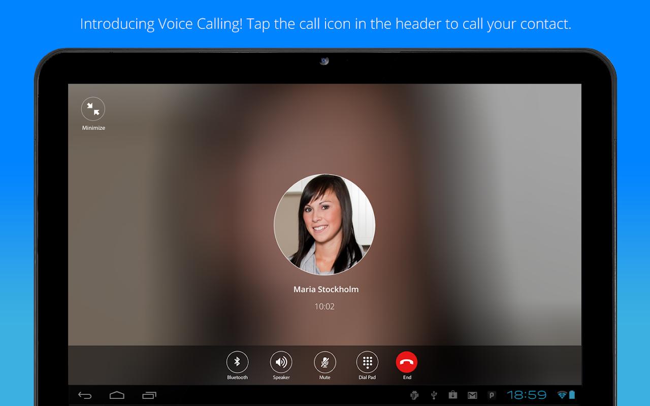 Verizon Messages screenshots