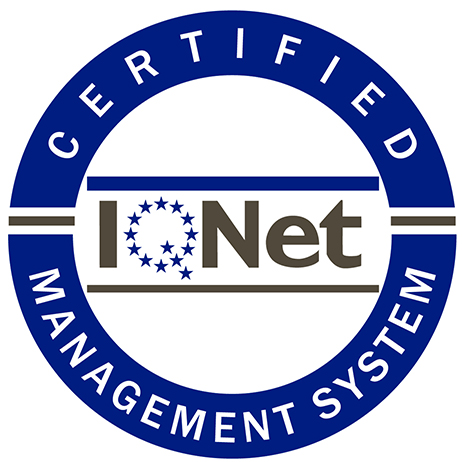 IQ Net Certified