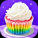 Cupcake Maker! Rainbow Chef icon