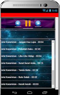 Lagu ARIE KOESMIRAN - náhled